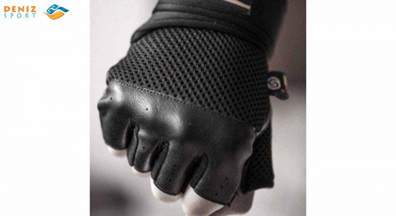 دستکش مچ بند دار مردانه چمپکس