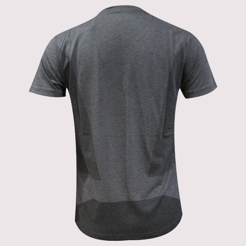 تیشرت PUMA رنگ خاکستری طرح ساده