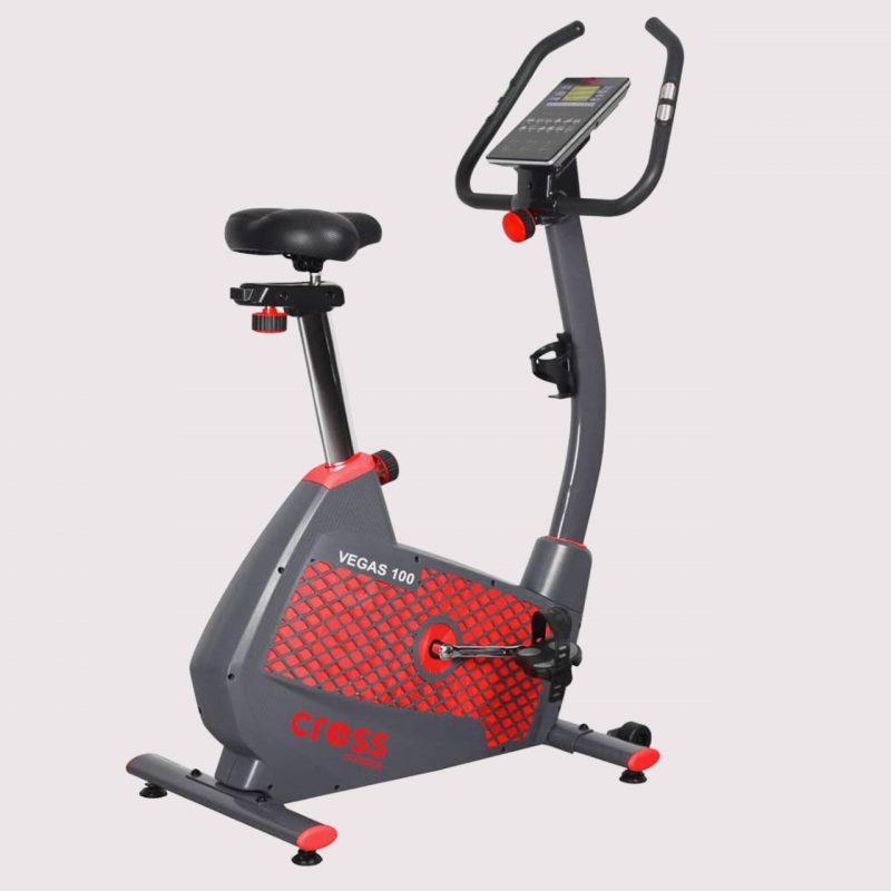 دستگاه دوچرخه ثابت کراس فیتنس مدل Vegas100